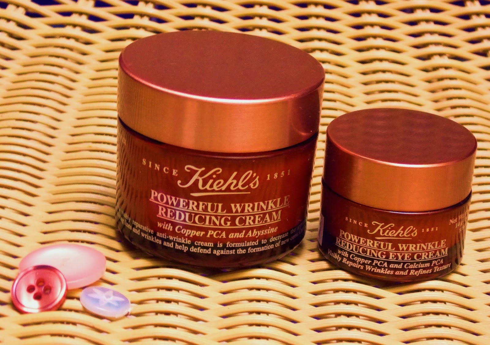 Kiehls, beauty, Kiehls Powerful Wrinkle Reducing Face and Eye Cream Review, skincare Review, Should I be using anti wrinkle products, how to improve fine lines and wrinkles, Skincare,