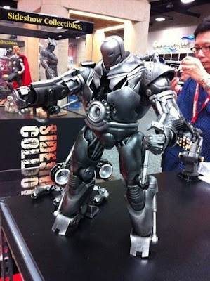 Hot Toys 1/6 Iron Man IRON MONGER