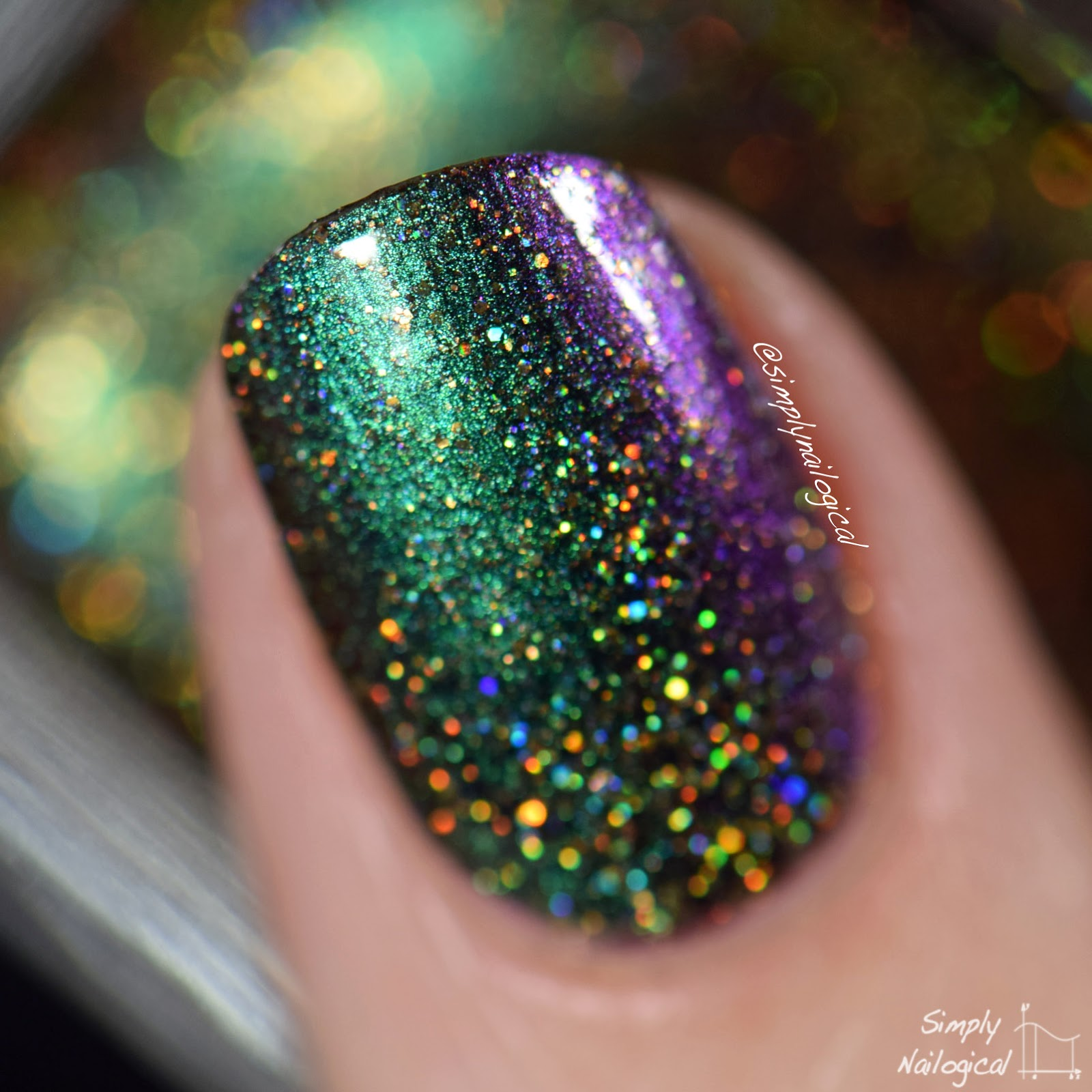 FUN Lacquer Blessing (H) swatch