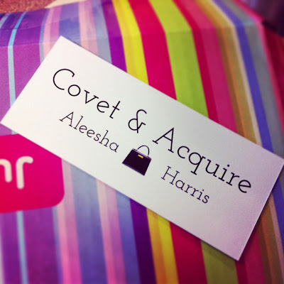 Lucky FABB 2013, Covet and Acquire