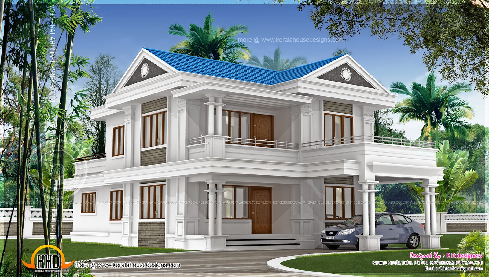 New 1170 Square Feet House Exterior Design Release, Reviews and Models ...