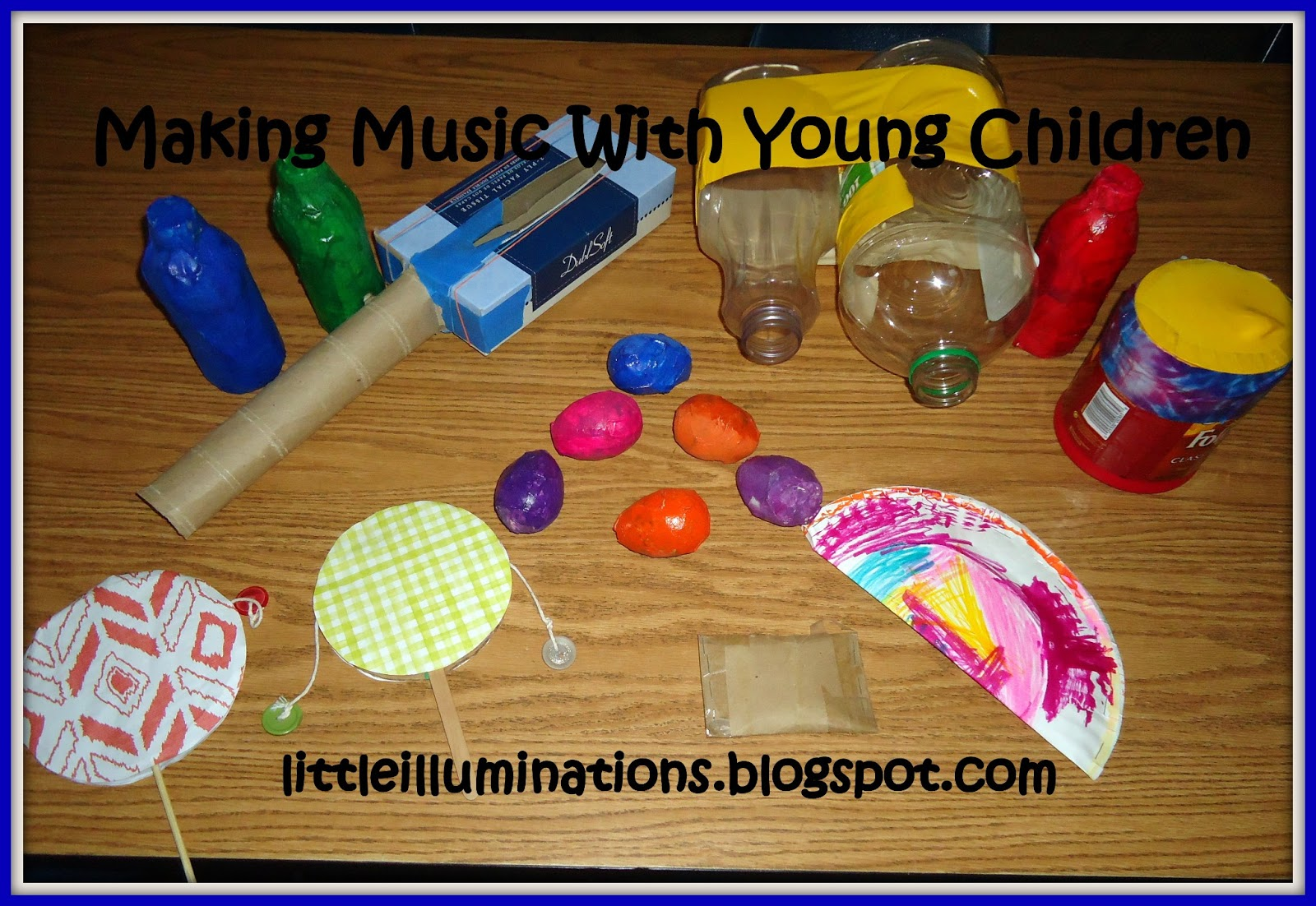 Making Homemade Musical Instruments