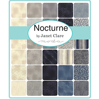 Moda NOCTURNE Fabric by Janet Clare for Moda Fabrics