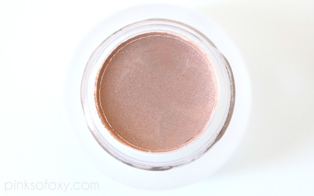 100% Pure Barbados Eyeshadow Review