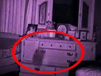 Aktivitas Paranormal Terekam Kamera Di Ohio