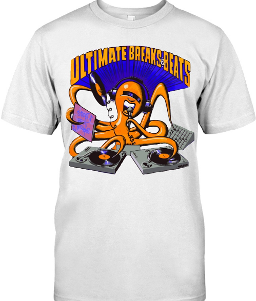 Ultimate Breaks and Beats Collection and free TShirt!