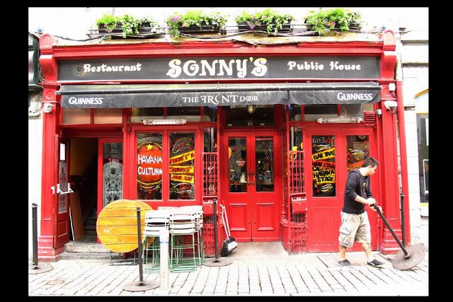 Sonny's restaurant Galway