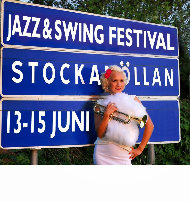 Stockamöllan Swing & Jazz Festival 13-15 JUNI 2014