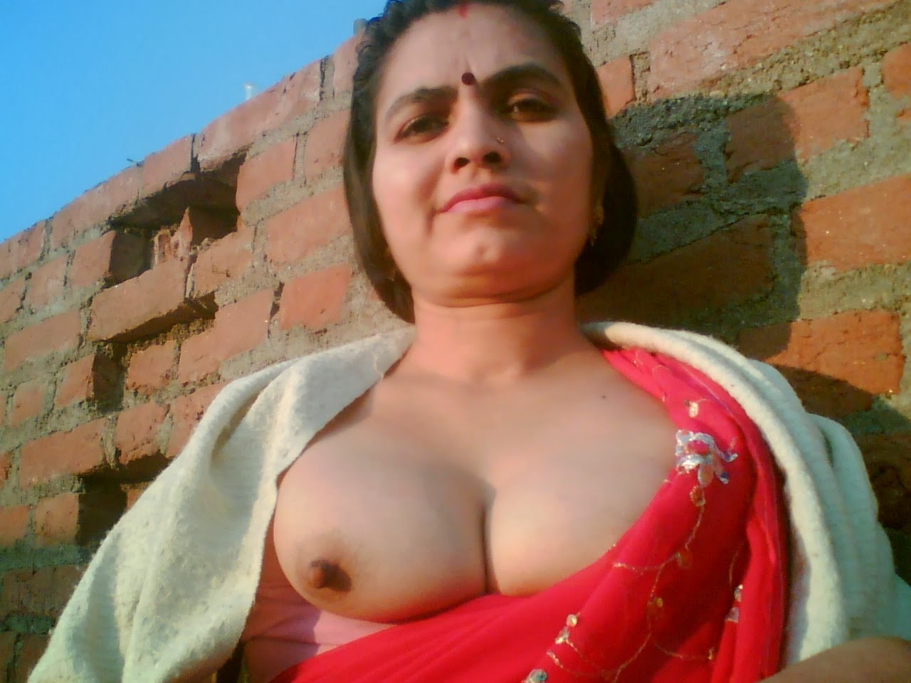 aunty Village boobs
