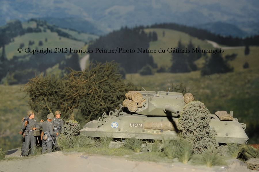 TD M10 flanc gauche