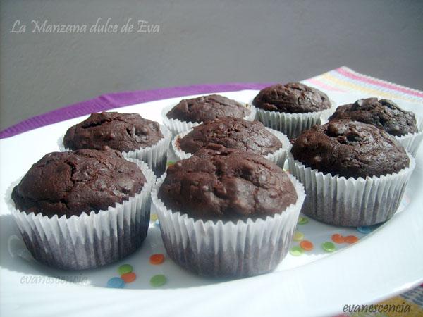 muffins tomando sol