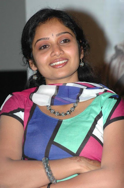 Tamil Actress Keerthi at Sagakkal Movie Audio Launch