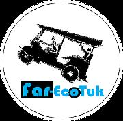 O Tuk-Tuk ecológico de Faro!