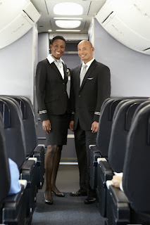 United Airlines unveils its new employee uniforms [Photo: United Airlines]
