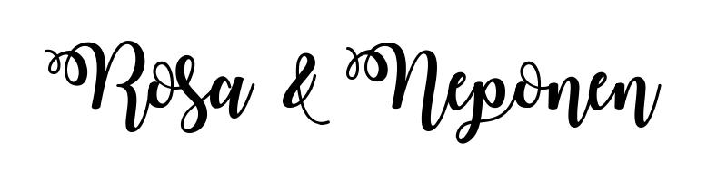 Rosa ja Neponen