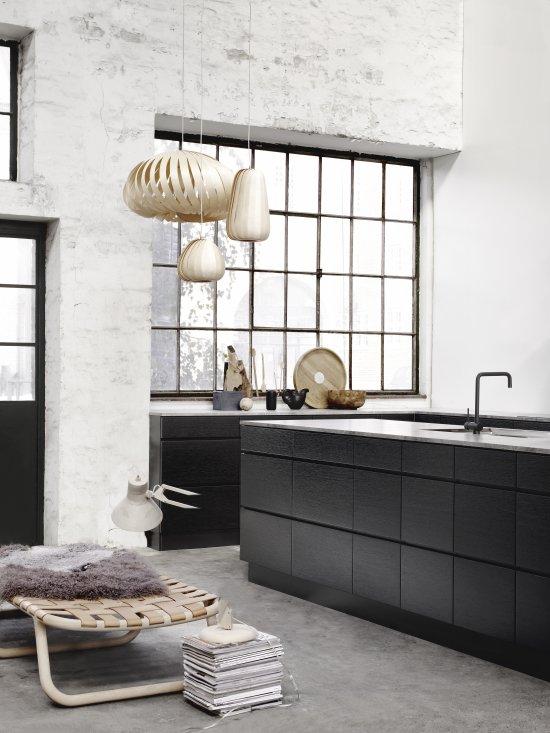 scandiconcept kuchnia ze szk a betonu i kamienia czyli loft. Black Bedroom Furniture Sets. Home Design Ideas