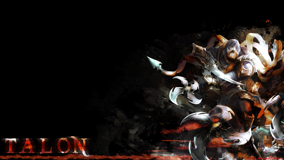 Talon League of Legends Wallpaper