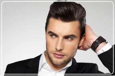 model gaya rambut pompadour 2016_306987
