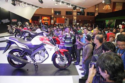 New Yamaha Vixion 2012-2013 Edition