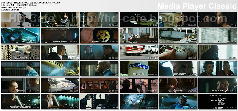 12 Rounds 2009 video thumbnails