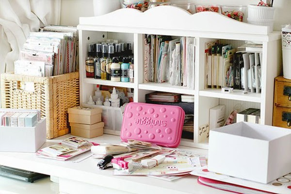 Ikea cabinet for craft supply storage - 24 Amazing Storage Ideas That You Will Freakin' Love!