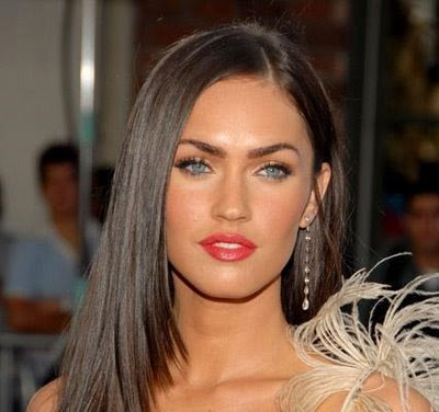 Megan  Hairstyles on Megan Fox Hairstyles  1