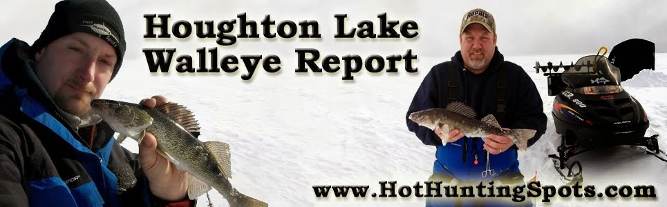 Houghton Lake Walleye Report