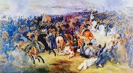 BATALLA DE VILCAPUGIO (01/10/ 813) General BELGRANO Vs REALISTAS (Españoles)