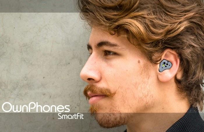 tai nghe ownphones smartfit