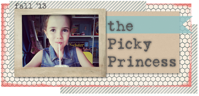 the picky princess