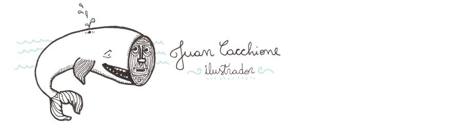 Juan Cacchione :: Ilustrador