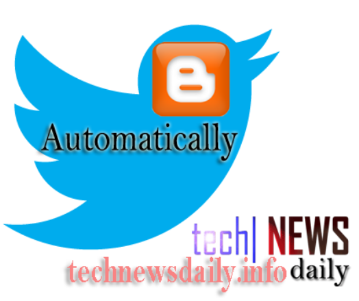 Send posts from Blogspot to Twitter automatically