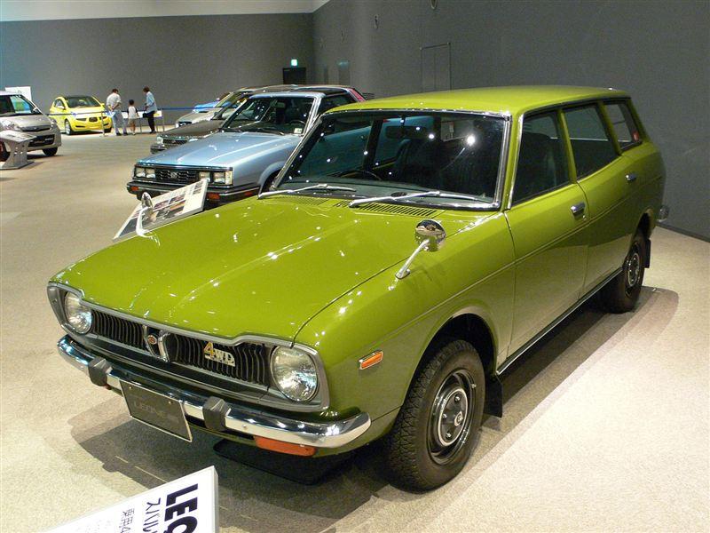 Subaru Leone, kombi, wagon, japoński klasyk, motoryzacja, stare modele, 日本車, ヒストリックカーは