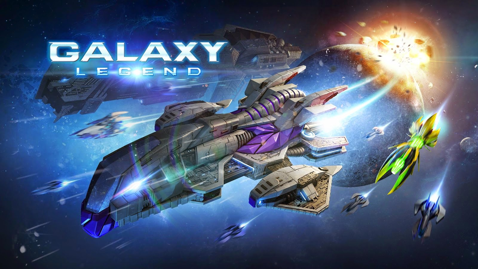 Download Galaxy Legend for PC