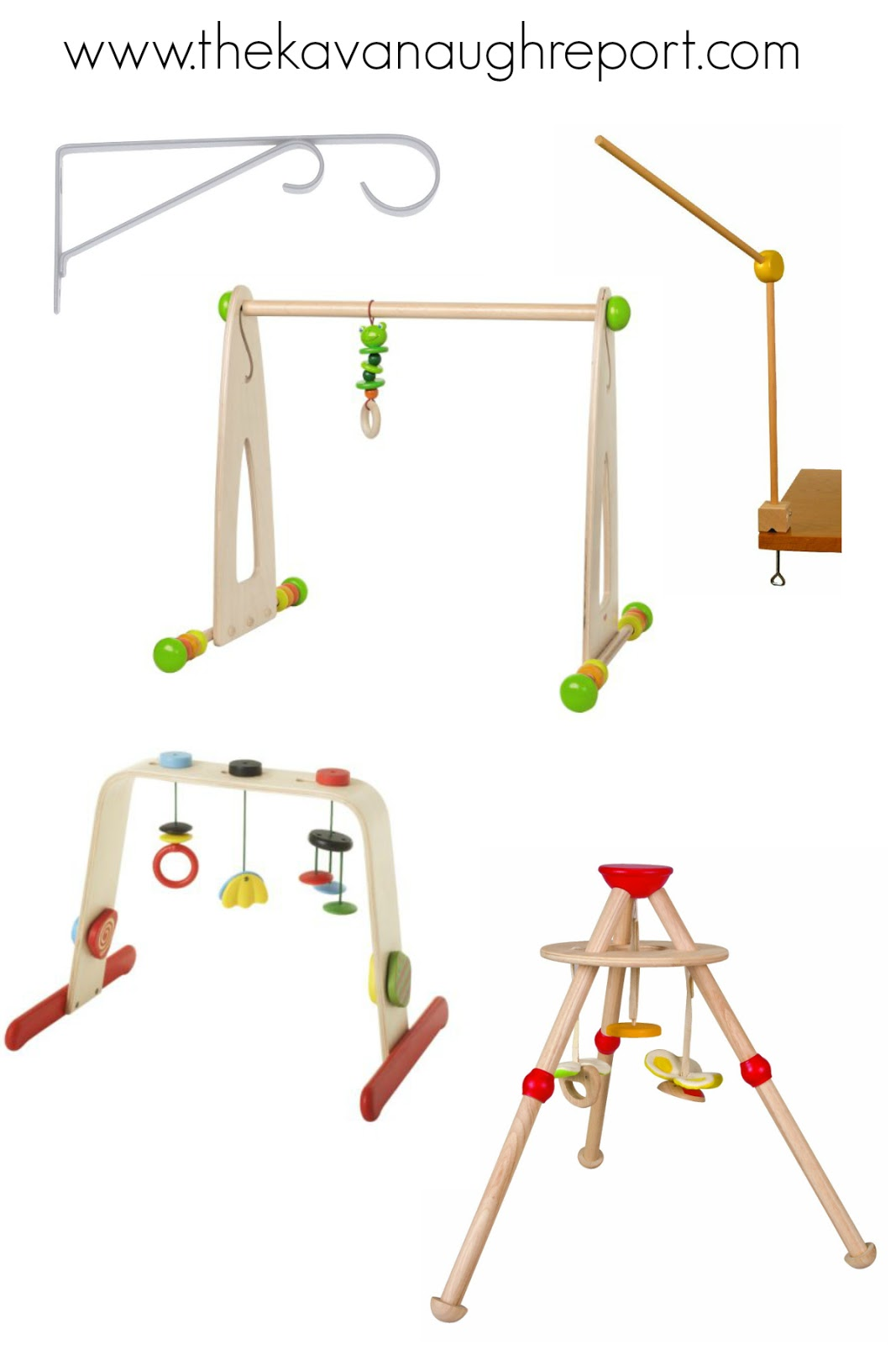 Haba Play Bar Wooden Mobile Holder Plan Toys Baby Gym Ikea Play Bar Wooden  Mobile Hanger
