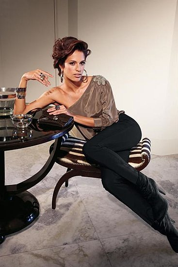 Fashionable Hairs Jennifer Lopez on Lookbook Collection Fall 2011 - 04