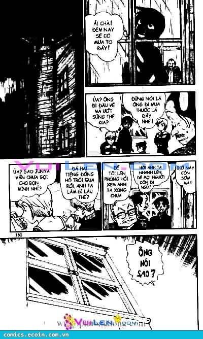 Detective Conan - Thám Tử Lừng Danh Conan chap 564 page 12 - IZTruyenTranh.com