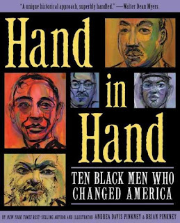 Hand in Hand: Ten Black Men Who Changed America cover page