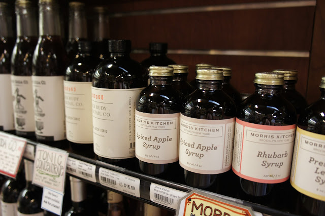 Morris Kitchen Syrup at Bi-Rite Market in The Mission