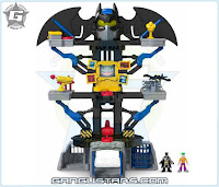 Imaginext DC Super Friends Transforming Batcave Fisher-Price dc comics Batman