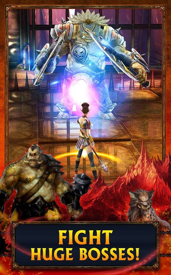 Eternity Warriors 3 full free apk