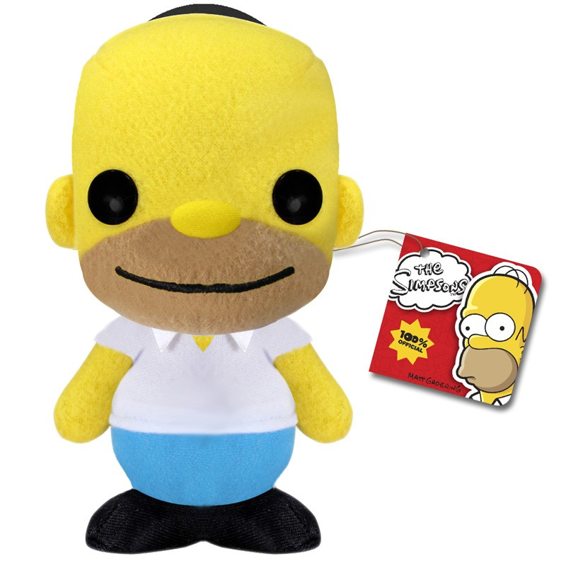 Fun Beyond Driven Chatter Now In Stock Simpsons Plush