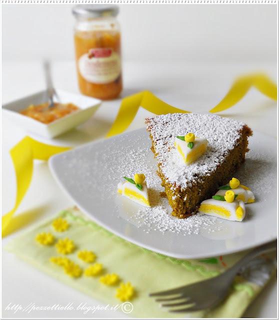 torta senza farina tutto pistacchio