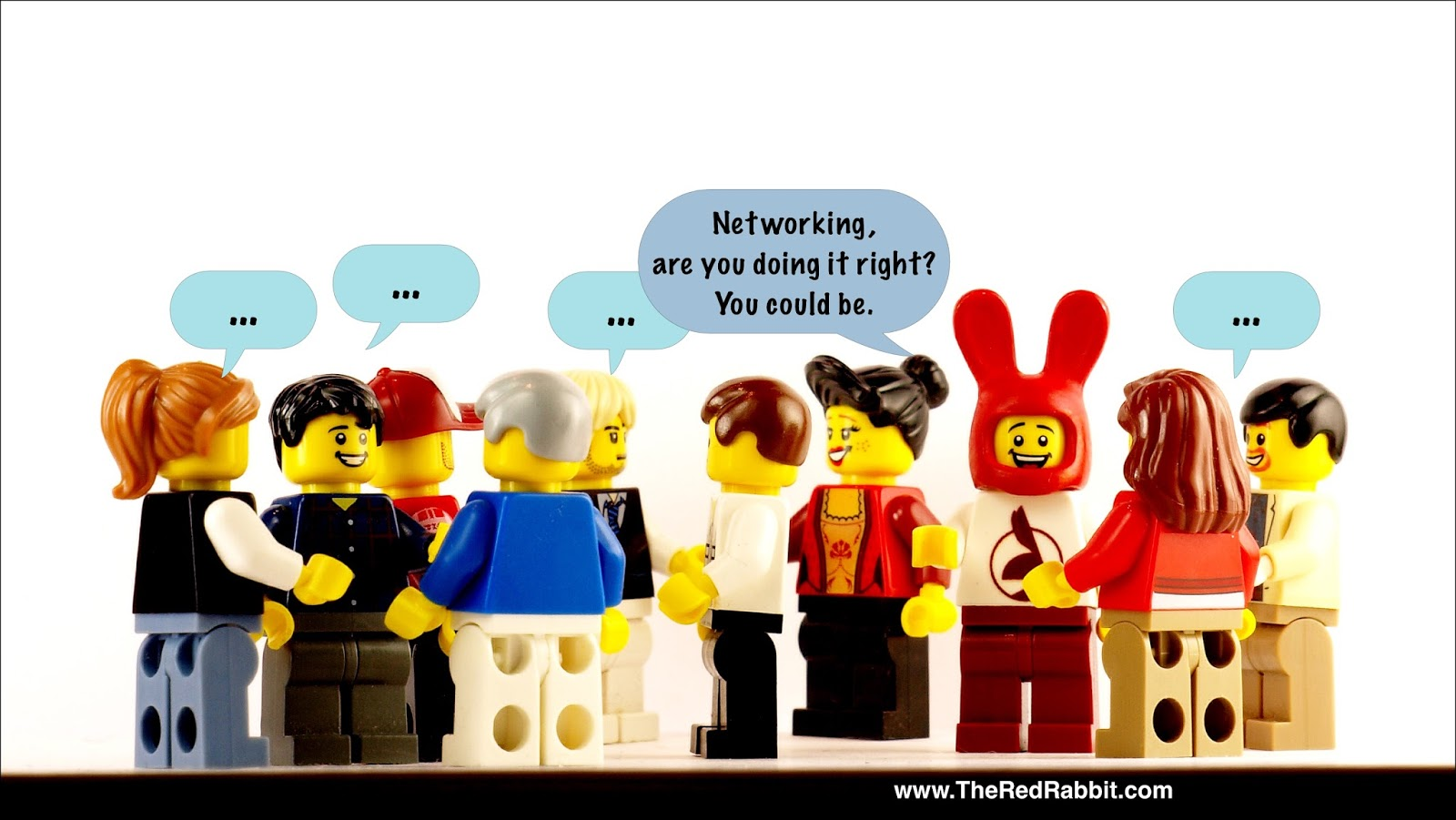 The Red Rabbit Studio: Looking to Network, with you. Lego Styles.