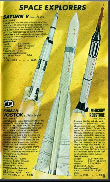 vostok rocket model - photo #41