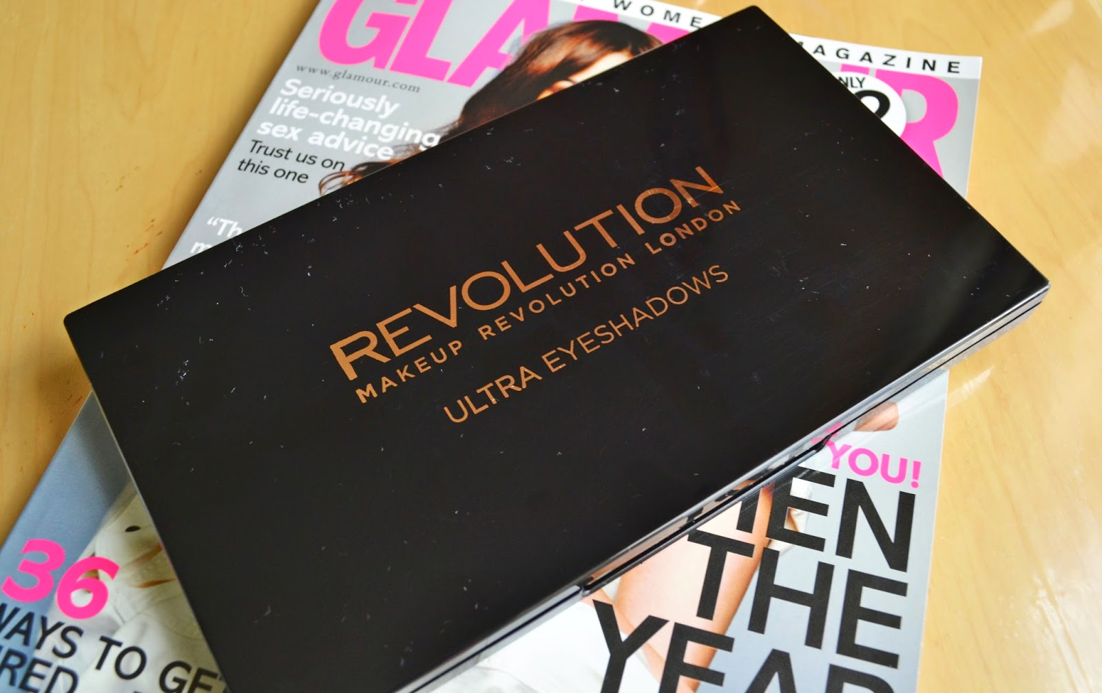 Makeup Revolution Ultra 32 Shade Eyeshadow Palette FLAWLESS - Aspiring Londoner