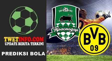 Prediksi Krasnodar vs Borussia Dortmund
