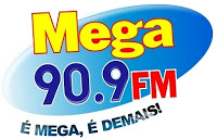 ouvir a Rádio Mega FM 90,9 ao vivo e online Luziânia GO