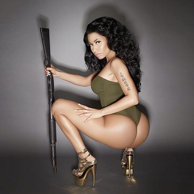 Trasero de Nicki Minaj