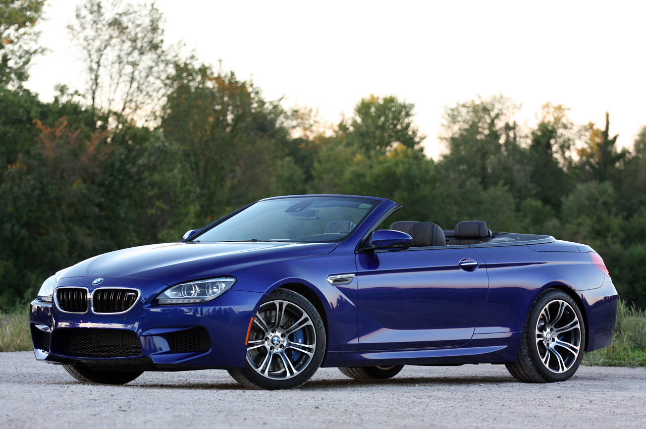 Bmw M Convertible Review